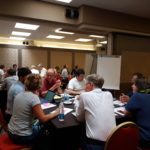 Photo gallery of the Transition Visioning Workshop