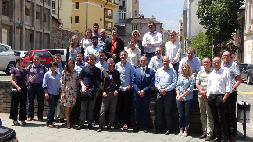 Transition Visioning Workshop group picture