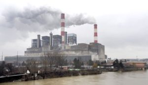 Thermoelectric power in Serbia