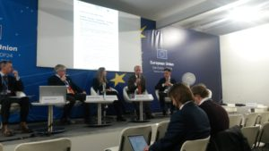 ENABLE.EU panel discussion at COP24 side event