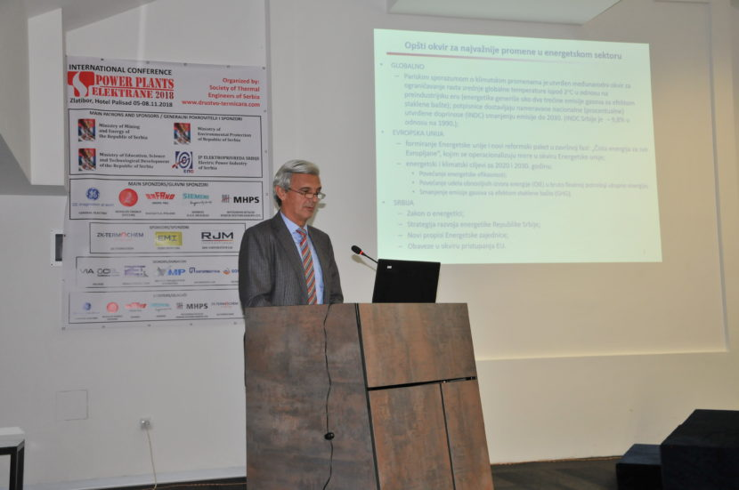 ENABLE.EU at Serbia's Elektrane conference