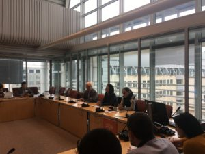ENABLE.EU Responsible Practice Workshop plenary