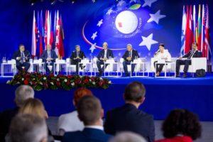 Economy Forum panel photo
